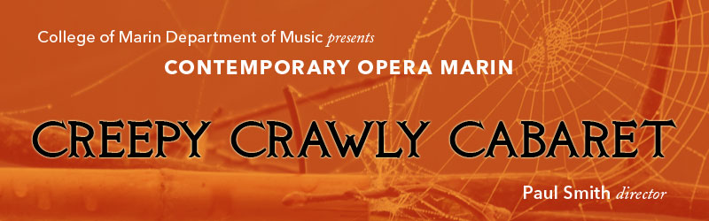 COM Creepy Crawly Cabaret
