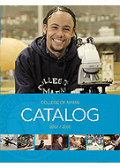 College of Marin - 2006-2007 Course Catalog