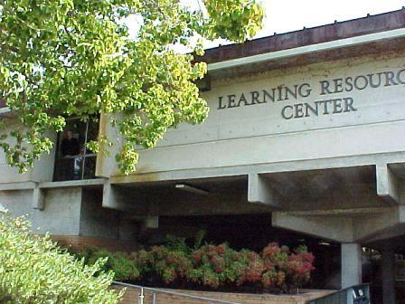 Learning Resource Center Building, new home of DSPS