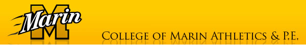 College of Marin - Welcome Banner