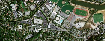 Kentfield Campus Aereal Picture
