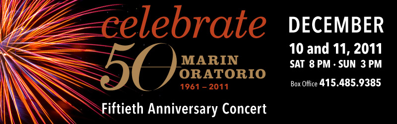 Marin Oratorio - Celebrate 50