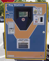 parking permit machine