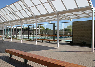 Diamond Physical Education Complex - Swimming Pool