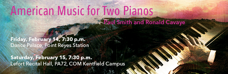 American Music for Two Pianos